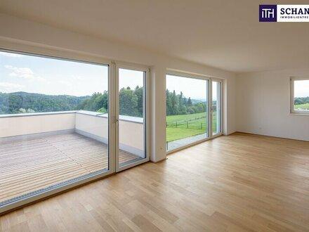 ITH - Mitten im Grünen! Provisionsfreier Erstbezug eines Terrassenhauses in ökologischer Bauweise!