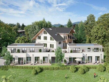 MORZG 61: 2-Zimmer-Neubauwohnung in historischer Villa!