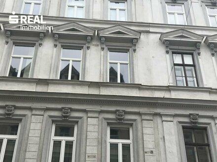 1040 Wien, 2-Zimmer-Altbauwohnung mit hochwertiger Ausstattung