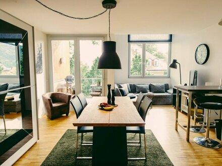 Charmante 2-Zimmer-Wohnung mit Loggia und TG-Abstellplatz