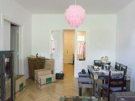 Ruhige, Zwei-Zimmer Altbauwohnung Nähe Landstraße Hauptstraße!
