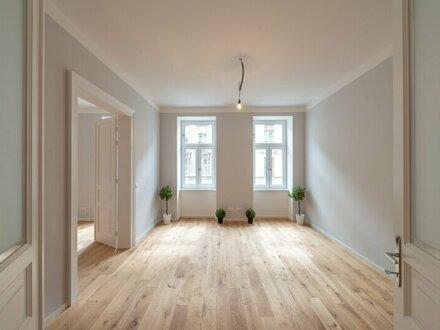 ++NEU** Top-sanierter ERSTBEZUG, 2-Zimmer ALTBAUwohnung in aufstrebender Lage!