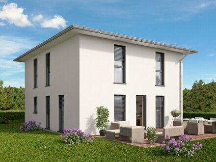 Moderne Architektenvilla mit Vergrößerungspotenial