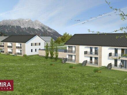 Marktgemeinde Öblarn: 3-Zimmer Neubau-Eigentumswohnung mit Eigengarten - Zweitwohnsitz erlaubt