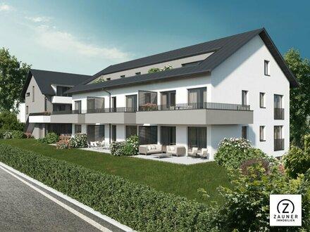 Koppl: Penthouse mit 56 m² Terrasse - Lift in die Wohnung - nur 10 min. in die Stadt Salzburg