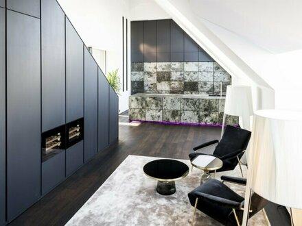 Geheimtipp: Design Penthouse der Extraklasse - Wellnessoase mit Pool nähe Raimundtheater - 1060 Wien