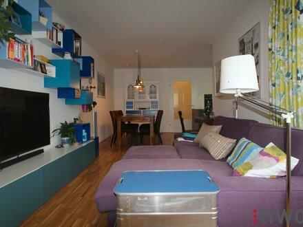 Wohlfühloase für Familien--3-Zimmer-Maisonett-Wohnung--Optimale Aufteilung--Loggia/Terrasse