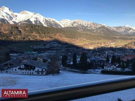Schöne Aussichtswohnung im Schigebiet Schladming Ski in/ Ski out