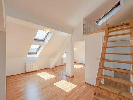 ++NEU++ Nette 2,5-Zimmer-Dachgeschosswohnung!