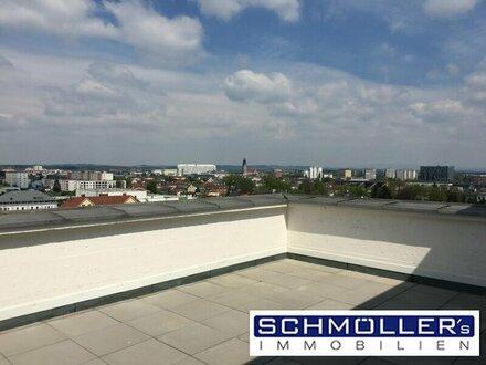 Ihr Büro oder Praxis über den Dächern von Wels!