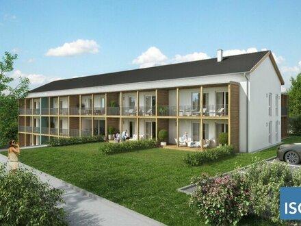 Neubau von Eigentumswohnungen in Kopfing, Zweizimmerwohnung Top 11