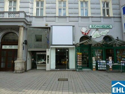 Charmante Geschäftsfläche an der Landstraßer Hauptstraße!