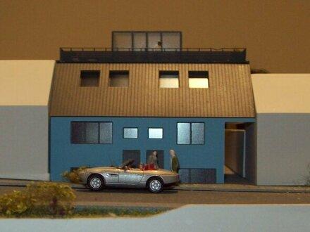 Doppelhaushälfte mit Vorgarten - 3 Schlafzimmer - 2 Badezimmer - Dachterrasse