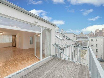 ++NEU++ großzügige 3-Zimmer DG-Wohnung mit Balkon in Toplage! riesige Wohnküche!