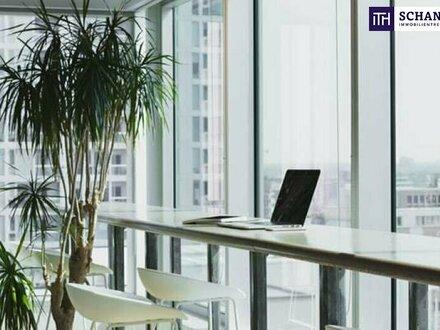 ITH: Phänomenal! Provisionsfrei - Coworking-Space in der Nähe des 1. Bezirkes in Wien! Flächen von 5 - 300 m² verfügbar.