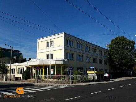 Salzburg Stadt - Bürogebäude in markanter Ecklage günstig zu vermieten
