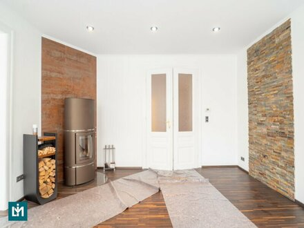 Wunderschöne, helle 3 Zi. Wohnung - Erstbezug nach Generalsanierung