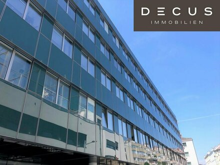 Büro-|Geschäftsflächen in modernem Bürohaus in U-Bahn Nähe