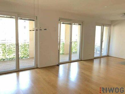 Großügige Freifläche mit moderner 3-Zimmer Wohnung am Wiener Prater