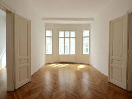 Stil-Altbau nächst Schubertpark! Ostseitige 4-Zimmer im 1. Liftstock