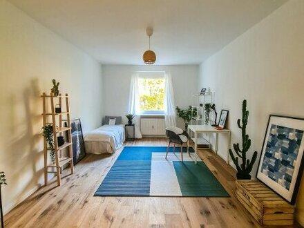 ++ KNALLERwohnung mit eigenen Garagenplatz ++ Top Grundriss (3 Zimmer) in absoluter Ruhelage und Grünblick