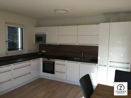 Neuwertige, moderne 3-Zi.-Wohnung mit sonniger Terrasse in Seekirchen