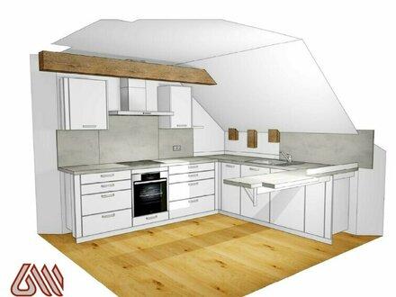 PROVISIONSFREIE 3-Zimmer Wohnung mit neuer DAN-Küche u. Terrasse