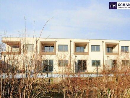 RESERVIERT! Kurz vor Fertigstellung: 5-Zimmer + Ruhelage + Garten + Loggia + perfekte Raumaufteilung + Ziegelmassiv!