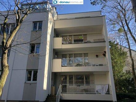 1130 Wien Traumhafte 2-Zimmer-Wohnung im Grünen mit Terrasse und Garagenplatz