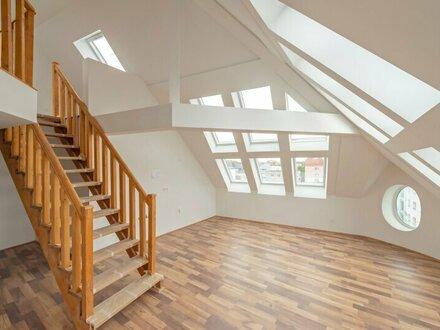 ++NEU++ Toller 2,5-Zimmer Maisonette-ERSTBEZUG, tolle Dachterrasse!