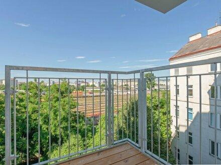 ++NEU** Großzügiger 1-Zimmer Altbau-ERSTBEZUG mit Balkon, Apartmentvermietung erlaubt! komplett sanierter ALTBAU!