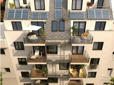 Erstbezug: Tolle 3 Zimmerwohnung mit Balkon