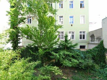 EUM – Erstbezug! Altbauwohnung mit traumhaften Grünblick in Toplage Nähe Margaretenplatz!