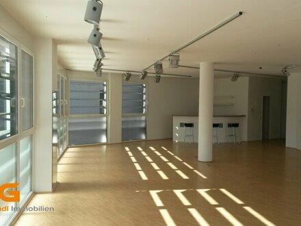 Am nördlichen Stadtrand Büro/Showroom im Top-Zustand zu vermieten