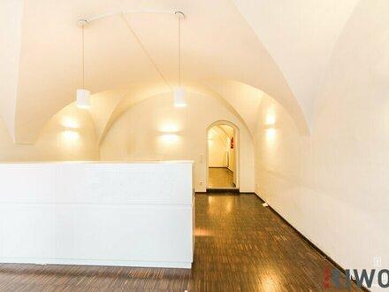 Innenstadtbüro mit Schaufensterfront ca. 45 m2