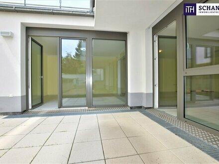 Provisionsfrei! Moderne Terrassen/Garten-Wohnung zum Wohnen oder als Praxis!