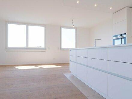 PROVISIONSFREI! 3-Zimmer-Wohnung mit Balkon und Weitblick im 1. DG! Küche und Klimaanlage inklusive!