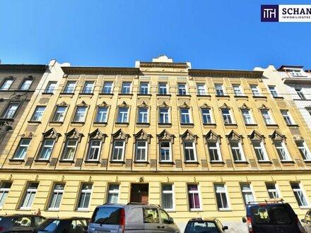 Unbefristet vermietete Kleinwohnung mit großem Potential! Schönes Altbauhaus + TOP-Infrastruktur + U-Bahn ums Eck! Jetzt…