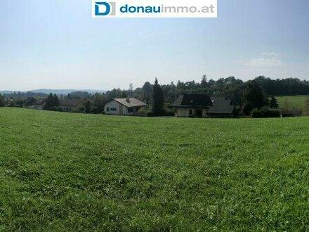 Grundstück in absoluter Ruhelage mit herrlicher Aussicht in Burgau