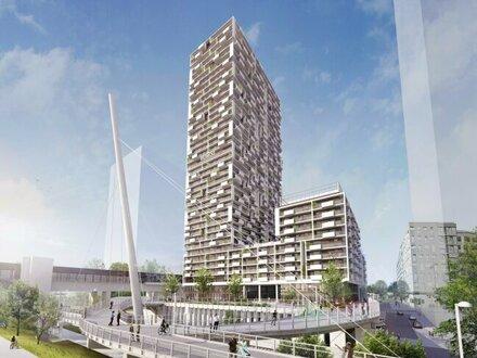 Marina Tower - Wien's neuer Hotspot am Donauufer