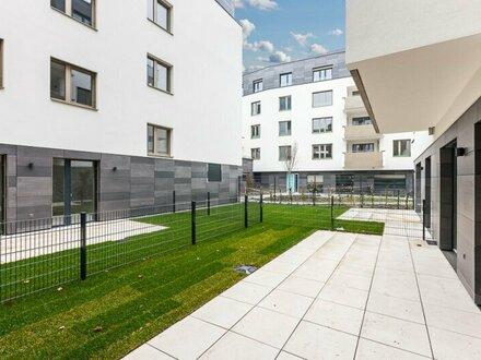 Goldegg Gardens: 120m² Wohnung + 57m² Terrasse und GARTEN - 1040 Wien