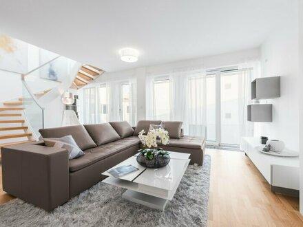 Exklusive 5-Zimmer DG-Maisonette, Nähe Schillerpark