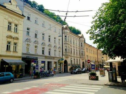 Geschäftslokal Linzergasse/Franz-Josef-Straße