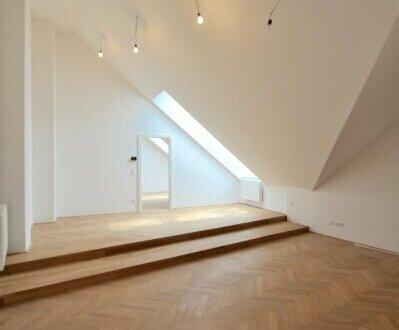 EUM - Wunderschöne Dachgeschoßwohnung! Erstbezug nach Generalsanierung in Fußgängerzone