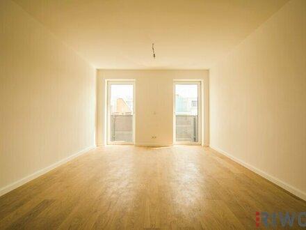 ++ 1-Zimmer BALKONWOHNUNG im Erstbezug++ perfekte Raumaufteilung (Küche extra) ++ auch als Anlage geeignet