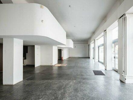 RESERVIERT- ZU MIETEN - Großzügiges Geschäftlokal in BESTER LAGE