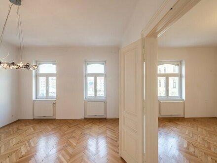 ++NEU++ gepflegte 3-Zimmerwohnung mit getrennter Küche und Balkon in Toplage! Burggasse-Stadthalle, tolle Aufteilung!