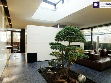 ITH: FANTASTISCH! Designer-LUXUS Penthouse + Traumausblick + Panoramaterrasse + Designerküche + Indoor-Pool + Hauseigene…