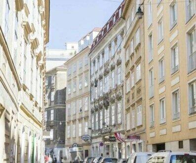 Hübsches Atelier in der Wiener Innenstadt zu vermieten!
