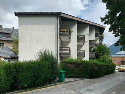 Helle, ruhig gelegene 2-Zimmer-Wohnung in Salzburg Nonntal zu vermieten